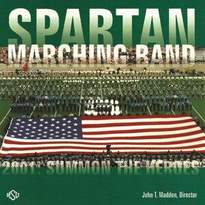 Michigan State University Spartan Marching Band, John T. Madden Foto artis