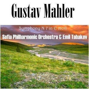 Sofia Philharmonic Orchestra, Emil Tabakov Foto artis