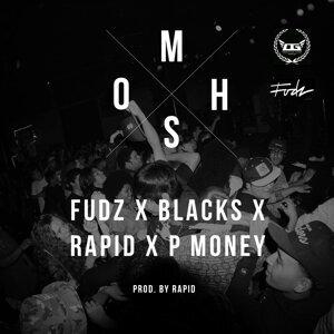 Fudz feat. Blacks, Rapid & P Money Foto artis