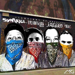 Synikall & Jagged Hedz feat. Trademark Blud Foto artis