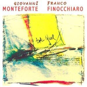 Giovanni Monteforte, Franco Finocchiaro Foto artis