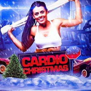Cardio Xmas Workout Team Foto artis