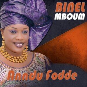Binel Mboum Foto artis