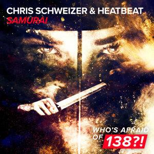Chris Schweizer, Heatbeat Foto artis
