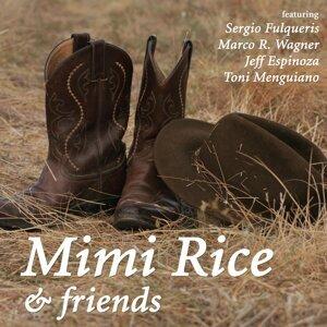 Mimi Rice, Sergio Fulqueris Foto artis