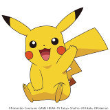 Pikachu (Character Voice: Ikue Otani)