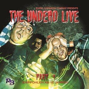 The Undead Live Foto artis