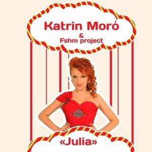 Katrin Moro ft fshm project Foto artis