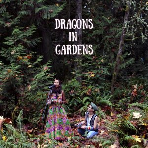 Dragons in Gardens Foto artis