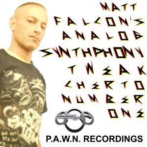 Matt Falcone, P.A.W.N. LASER Foto artis