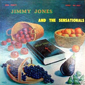 Jimmy Jones And The Sensationals Foto artis