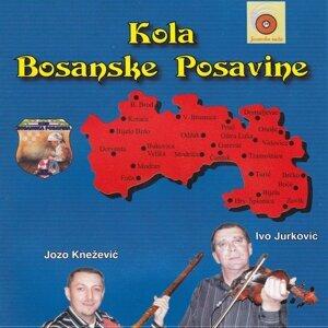 Jozo Knezevic i Ivo Jurkovic Foto artis