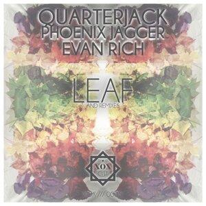 Quarterjack, Phoenix Jagger, Evan Rich Foto artis