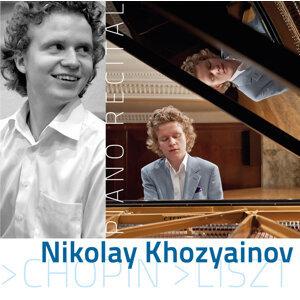 Nikolay Khozyainov 歌手頭像