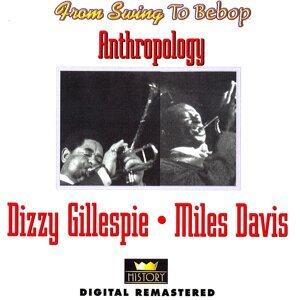 Dizzy Gillespie, Miles Davis Foto artis