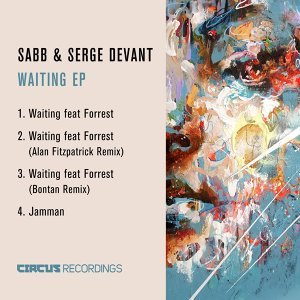 Sabb & Serge Devant Foto artis