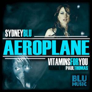 Sydney Blu & Vitaminsforyou Foto artis