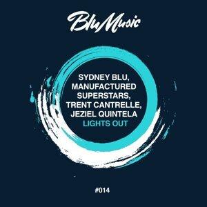 Sydney Blu, Manufactured Superstars, Trent Cantrelle & Jeziel Quintela Foto artis