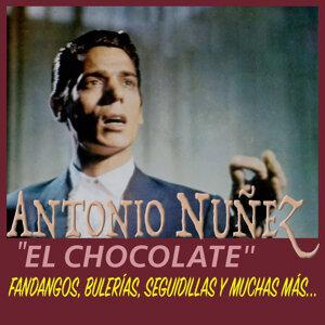 """Antonio Nuñez """"El Chocolate"""" Foto artis"""