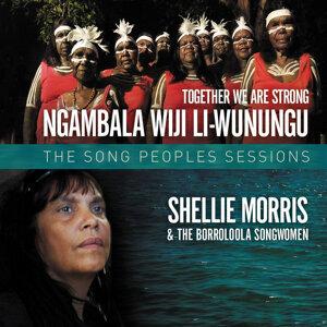 Shellie Morris, The Borroloola Songwomen Foto artis