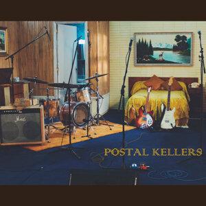 Postal Kellers Foto artis