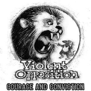 Violent Opposition Foto artis