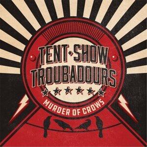 Tent Show Troubadours Foto artis
