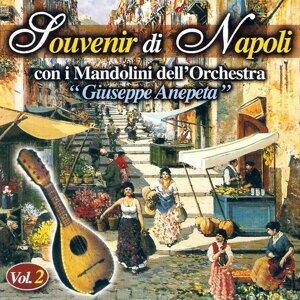 Mandolini dell'Orchestra Giuseppe Anepeta Foto artis