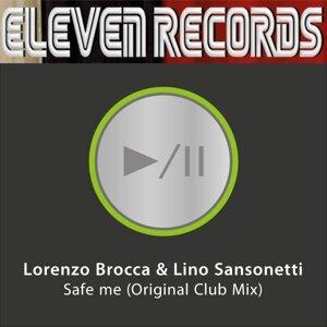 Lorenzo Brocca, Lino Sansonetti Foto artis