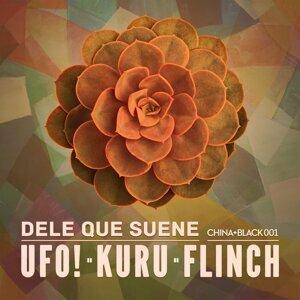 UFO!, Kuru, Flinch Foto artis