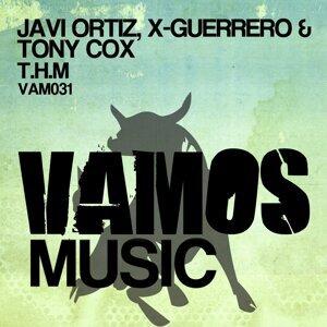 Javi Ortiz, X-Guerrero, Tony Cox Foto artis