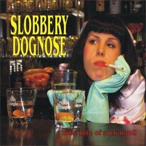 Slobbery Dognose Foto artis