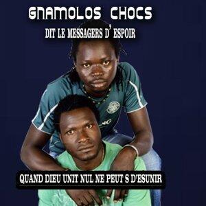 Gnamolos Chocs Foto artis