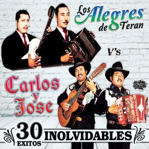 Carlos y Jose, Los Alegres De Teran Foto artis