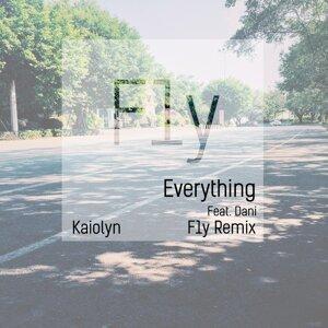 F1y, Kaiolyn, Dani Foto artis