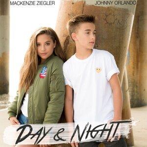 Mackenzie Ziegler & Johnny Orlando Foto artis