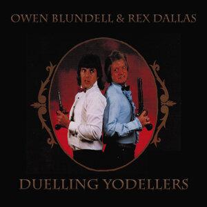 Owen Blundell & Rex Dallas Foto artis