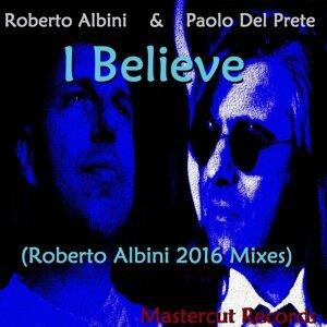 Paolo Del Prete & Roberto Albini Foto artis