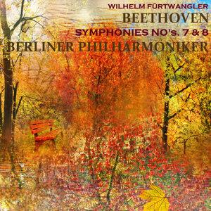 Berliner Philhamoniker, Wilhelm Fürtwangler Foto artis