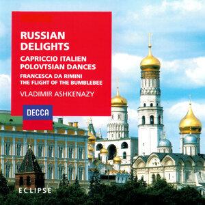 Vladimir Ashkenazy, Royal Philharmonic Orchestra, Philharmonia Orchestra Foto artis