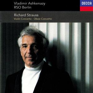 Vladimir Ashkenazy, Deutsches Sinfonie-Orchester, Berlin Foto artis