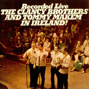 The Clancy Brothers,Tommy Makem,Robbie O'Connell 歌手頭像