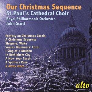 St. Paul's Cathedral Choir, Royal Philharmonic Orchestra & John Scott Foto artis