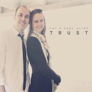 Jay & Abby Akins Foto artis