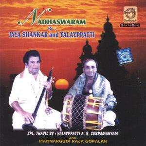 Jayashankar & Valayappatti Foto artis