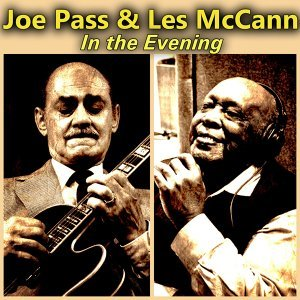 Joe Pass, Les Mc Cann Foto artis
