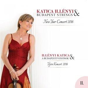 Katica Illényi, Budapest Strings Foto artis