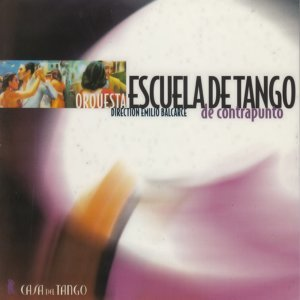 Orquesta Escuela de Tango, Emilio Balcare Foto artis