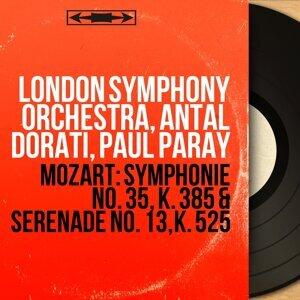 London Symphony Orchestra, Antal Dorati, Paul Paray Foto artis
