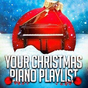 Piano Christmas, Piano, Christmas Favourites Foto artis